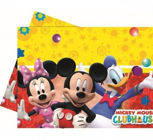 Obrus Playful Mickey 120 x 180